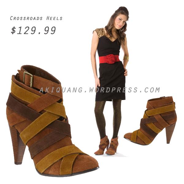 crossroads heels