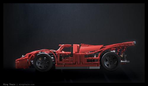 Technic Porsche Pic 2