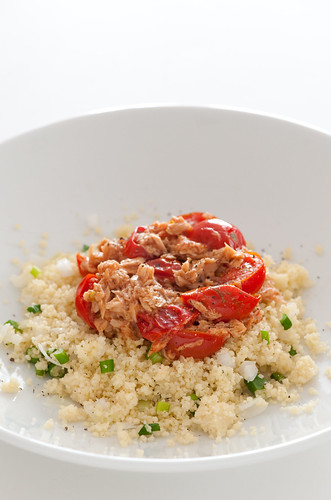 tuna with couscous-2