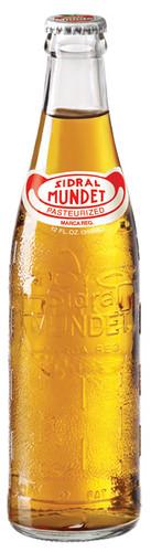 Sidral Mundet Bottle
