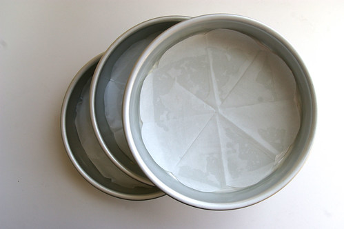 Prepared pans