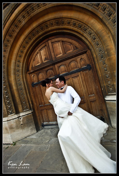 Pre-wedding in Cambridge