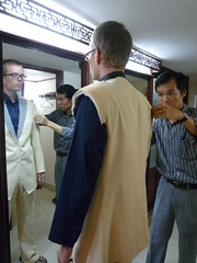 Suit Fitting