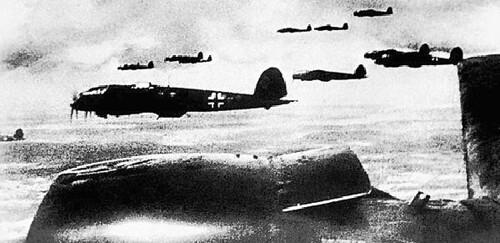 Bombardieri tedeschi 1941