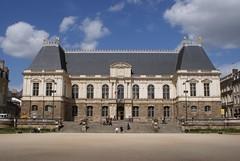 Rennes - Palais du Parlement de Bretagne