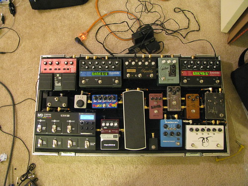 LETS SEE SOME PEDALBOARDS  Page 23  Orange Amps Forum