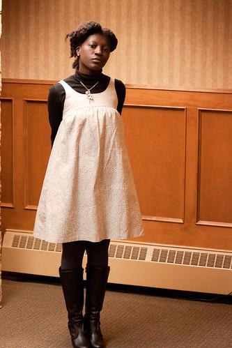 A Dress & Turtleneck