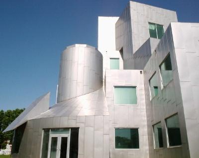 Arquitecto Día: Frank Gehry
