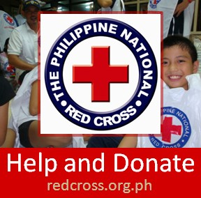 Donate to the Philippine National Red Cross