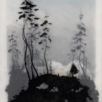 Tape, Pencil and Resin: The Art of Brooks Salzwedel