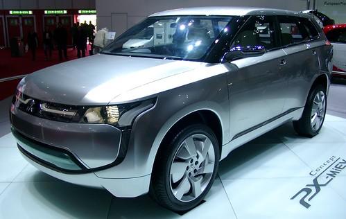 Mitsubishi RX Miev