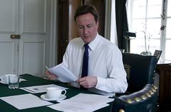 David Cameron prepares for the last Prime Mini...