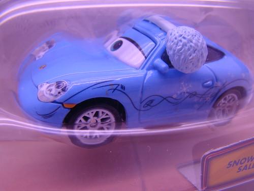 Disney CARS Storytellers snow day sally (3)