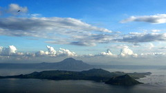 Taal Volcano View in Tagaytay