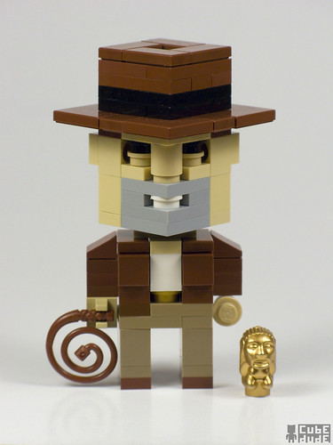 CubeDude Indiana Jones