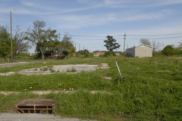 Lower 9th Ward - New Orleans