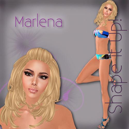 shape it up!2 Marlena