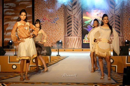 Cultural Diversity Fashion Show: Shot VII (by Russell John)