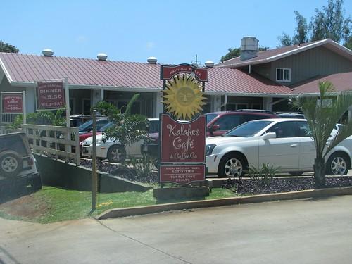 Kalaheo Cafe