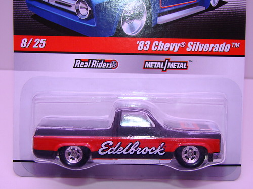hw delivery 83 Chevy silverado