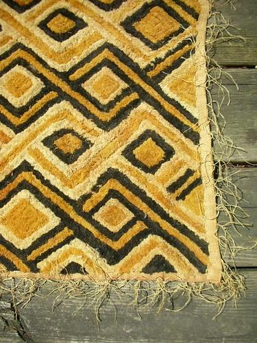 Sweetshorn Vintage morrocan rug jute
