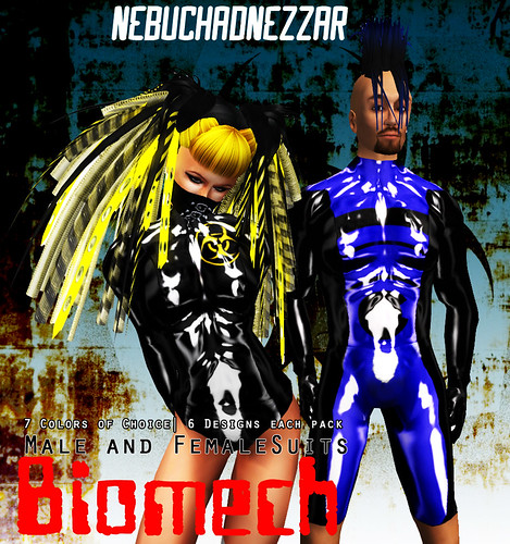 NDN - Biomech Suits Ad