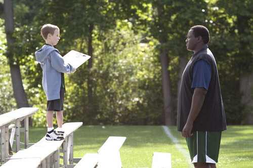 The Blind Side, Jae Head and Quinton Aaron