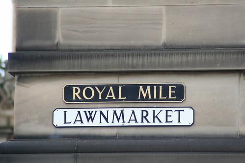 20090918 Edinburgh 10 Royal Mile 30