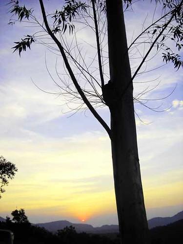 sunrise,bhopal,india
