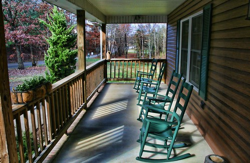 Have a Seat on the Porch
