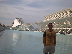 Ronald en Valencia