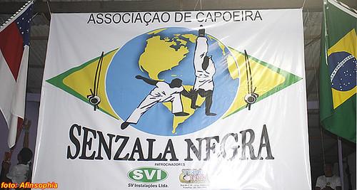 Capoeira Senzala Negra 57 por você.
