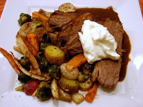 Dinner:  January 24, 2010