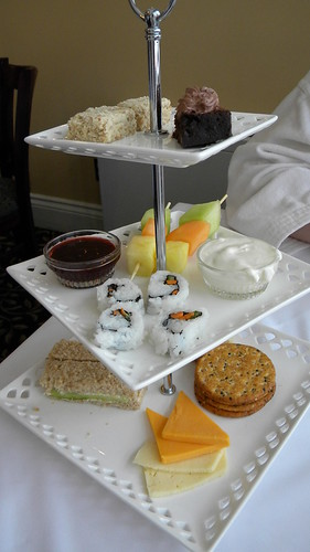 Tea tray 1