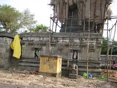 Left side Koshtam (by Raju's Temple Visits)