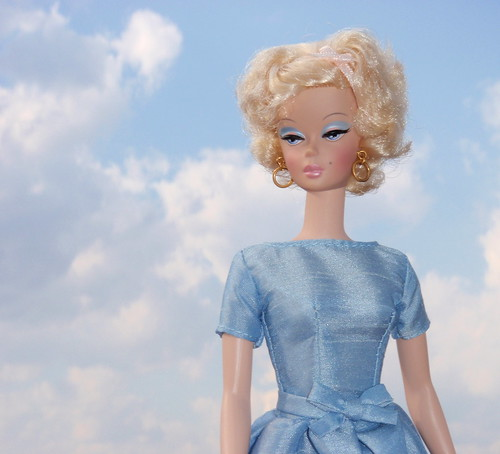 Barbie And The Sky So Blue