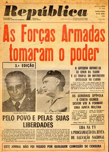 República by Frederico Mira George