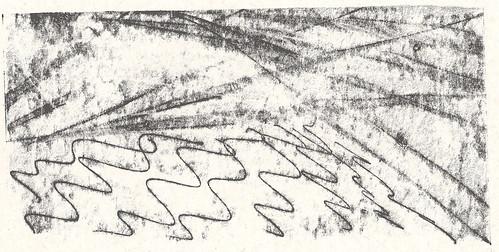 Monoprint B&W 02