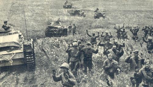 1941 Resa dei russi
