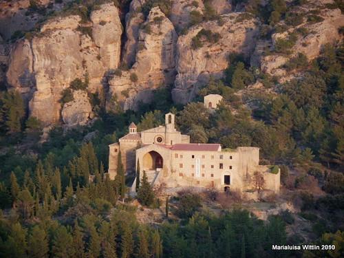 Convent de Sant Salvador a Horta de Sant Joan.