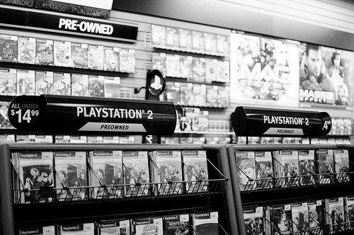 Pre-Owned Playstation 2
