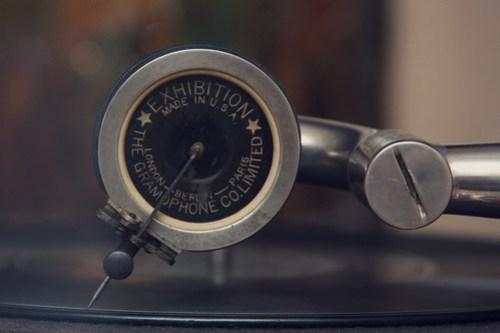 gramophone reproducer