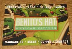 Benito's Hat