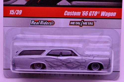 hws garage 66 gto wagon