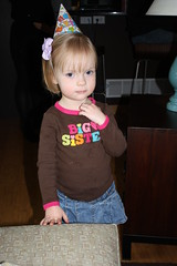 Lilah's 2nd Birthday