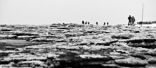 Icy Promenade