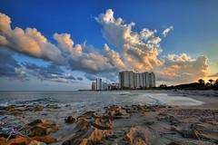 Ocean Reef Park Sunset - Singer Island