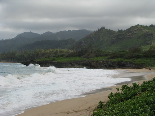 Pounder's Beach, Oahu