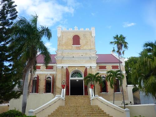 Frederick Lutheran Church, St Thomas