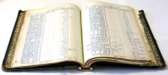 Creditor's Ledger, Holmes McDougall